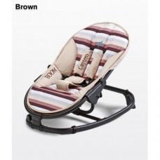 Шезлонг Caretero Boom - brown