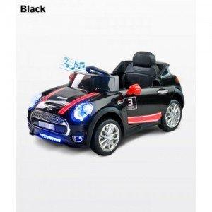 Электромобиль Caretero Maxi (black)